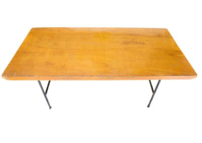 Products T1 -2_wood_trestle_table