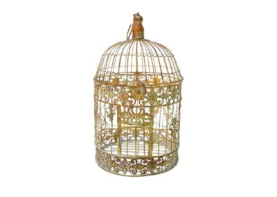 Products W1 -13_antique_birdcage